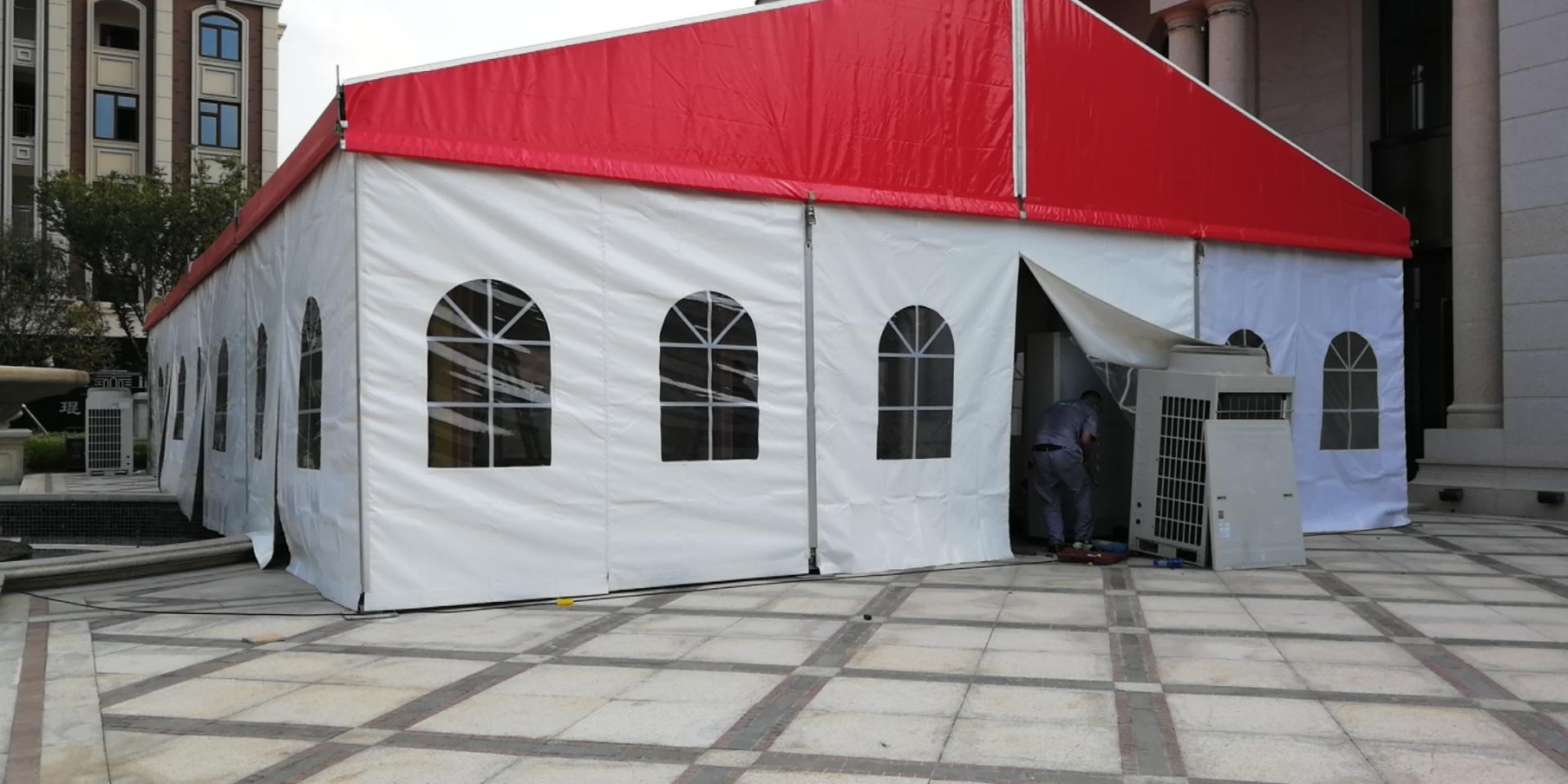 户外大型篷房出售跨度20米